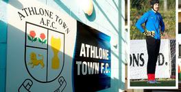 Athlone Town Football Club goalkeeper Igor Labuts (inset) has strongly denied any involvement in match-fixing.