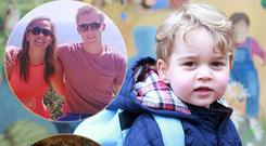 Hugh Grosvenor is Prince George's godfather and the UK's youngest billionaire.