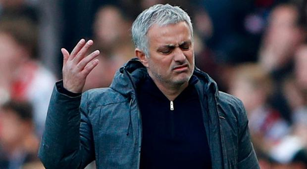 I've not gambled on Europa League - Mourinho