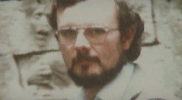 Seamus Ruddy: abducted and killed by the INLA in 1985