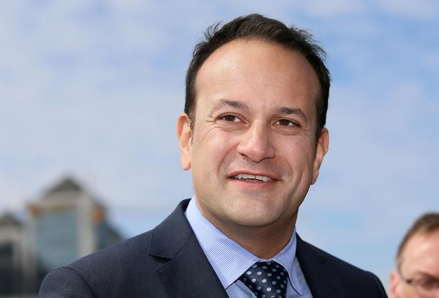 Social Protection Minister Leo Varadkar says it would be 'arrogant' to offer Enda Kenny a Brexit role after he steps down Picture: Frank McGrath