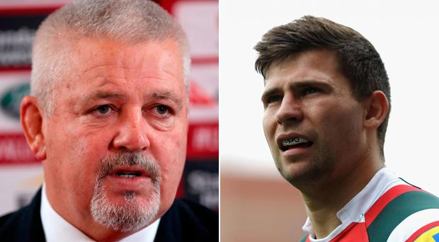 Ben Youngs (right) pulled out of the British and Irish Lions tour due to personal reasons. Getty