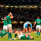 Heartache for Ireland against Argentina in the World Cup