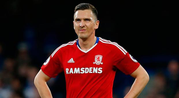 Middlesbrough's Stewart Downing. Photo: Getty Images