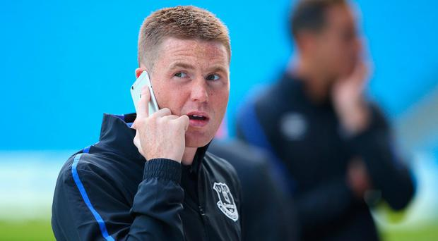 Everton and Ireland midfielder James McCarthy. Photo by Alex Livesey/Getty Images