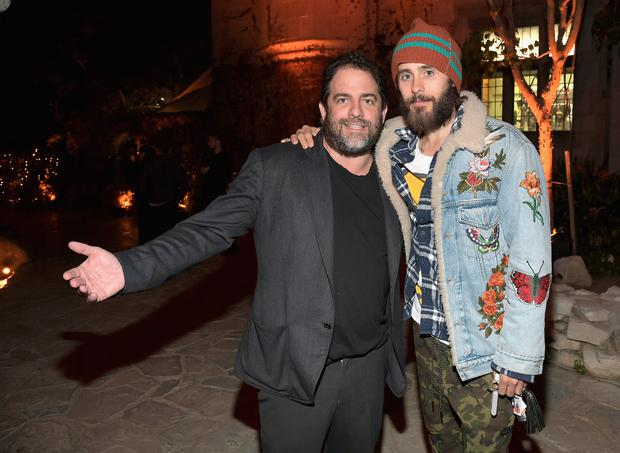 Producer Brett Ratner and actor Jared Leto attend Amazon Original Series