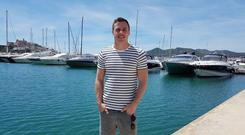 Tommy Bowe is joining the presenting team on RTE travel show Getaways