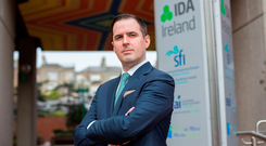 IDA CEO Martin Shanahan. Photo: Mark Condren