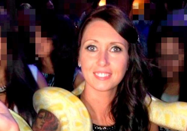 Mum-of-one Sonia Blount was found strangled to death in a Tallaght hotel room in February 2014