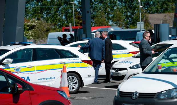 Man shot in Dublin in Irish 'gangland feud' attack