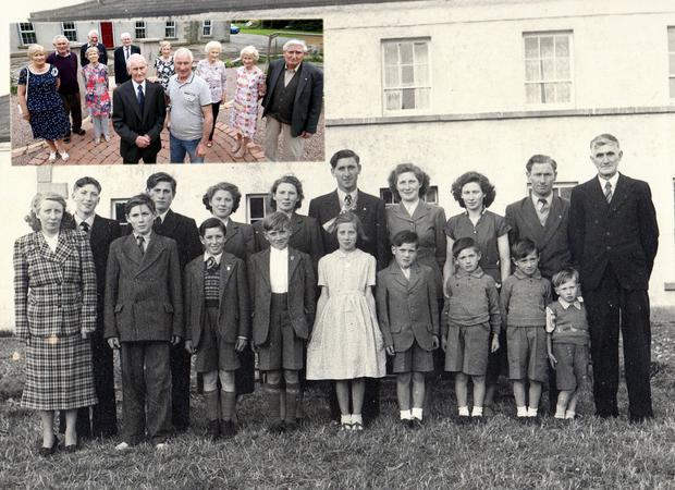 c76109f9a1c34 Meet the Donnellys - the Irish family named the oldest in the world by  Guinness World Records