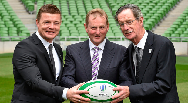 Joe Schmidt plays down Ireland's World Cup draw