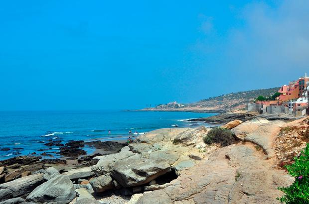Taghazout bay Morocco