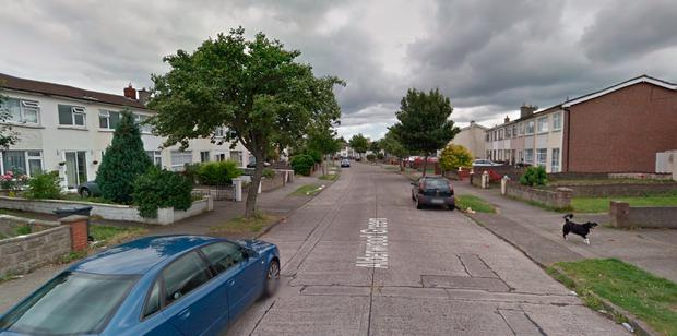 Alderwood Green, Tallaght. Picture: Google Maps