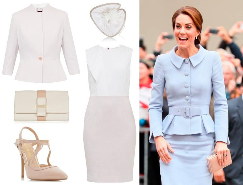 Summer Wedding Guests How To Dress Like A Middleton
