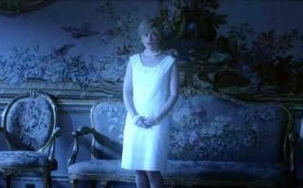 Viewers were unhappy with the ghost of Diana being shown on the new BBC show Credit: BBC