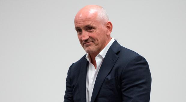 Barry McGuigan. Photo: Getty