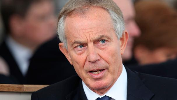 Tony Blair will address a gathering of pro-EU politicians from across Europe