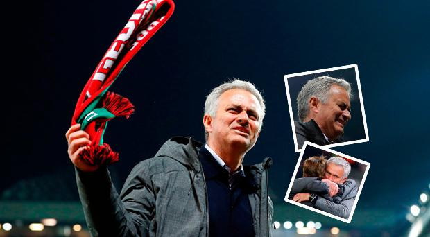 Manchester United boss Jose Mourinho reflects on