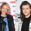 Tess Ward is reportedly dating Harry Styles. Images: Getty