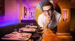Nick Munier closed the doors to his restaurant Avenue in April