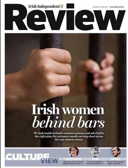 An exclusive look inside the country's women's prisons