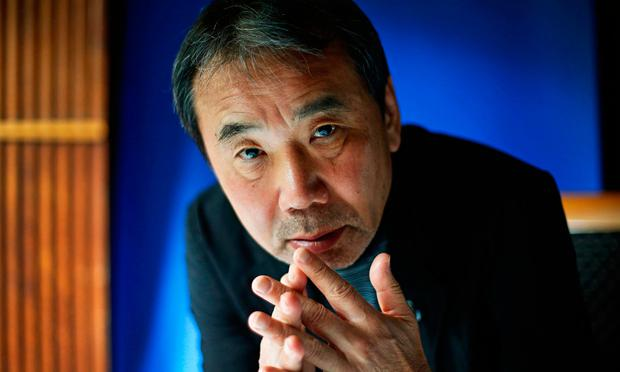 Relaxed writing: Murakami has a gentle, almost conversational style