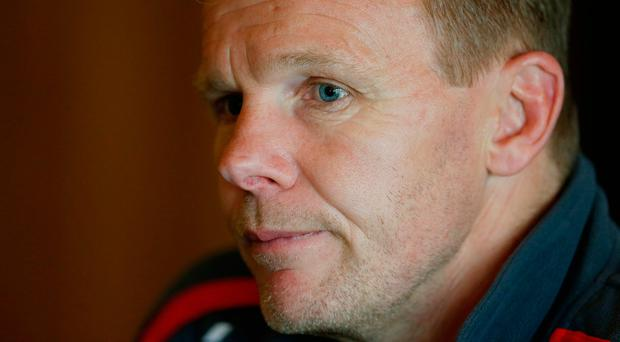 Mark McCall has his sights set on European glory with Saracens. Photo: Matthew Childs/Reuters