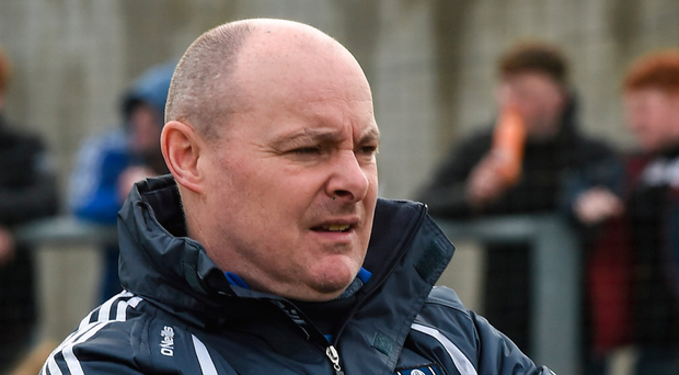 Monaghan manager Malachy O'Rourke. Photo: Philip Fitzpatrick/Sportsfile