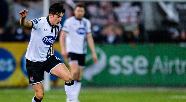 McGrath's treble gets Dundalk back to winning ways