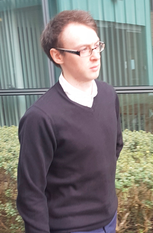 Mathew Horan has been charged with 44 offences