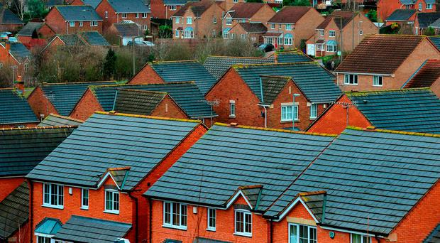 More than 65,000 houses have been left empty for five years or more as the country grapples with the deepest housing crisis in its history.