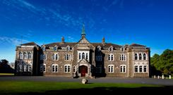 Cistercian College Roscrea Photo: Sean Curtin
