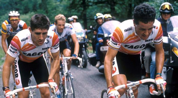 'I remember I loved Stephen Roche and would have followed him to the ends of the earth. But then the genie came out of the bottle and there was just bitterness and rancour. And now people forget' Photo: Offside / L'Equipe