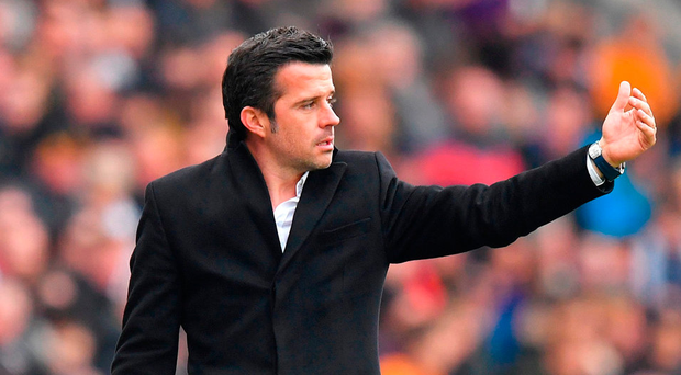 Hull City manager Marco Silva. Photo: Sportsfile