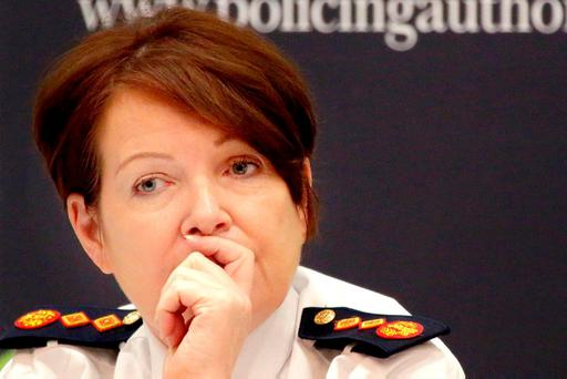 The revelations surrounding the phone tapping scandal pre-date Nóirín O'Sullivan's appointment as Garda Commissioner. Photo: Gerry Mooney