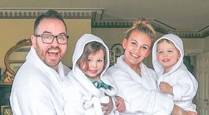 Anna Saccone and Jonathan Joly Photo Instagram @AnnaSaccone