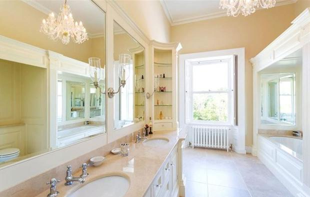 Bathroom Makeover Galway this picturesque estate in county galway - complete with 32 acres
