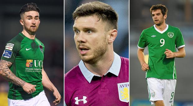 Burnley defender Kevin Long receives first Republic of Ireland call-up