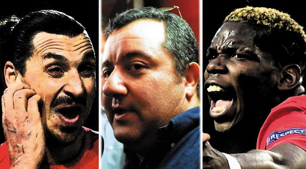 When sums like those paid to Raiola and Ibrahimovic hit the headlines, the word 'obscene' usually gets bandied about