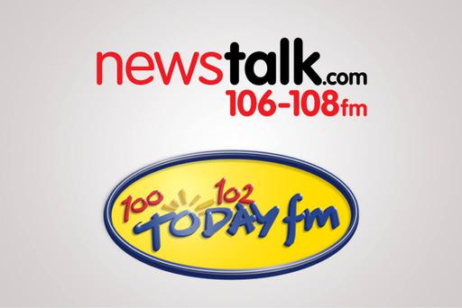 Media Central agency will now take on responsibility for Today fm and Newstalk Photo: Communicorp