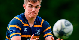 Garry Ringrose was a notable absentee from Warren Gatland's initial Lions squad. Photo: Sportsfile