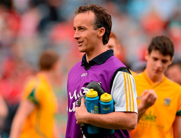 CPA treasurer Anthony Moyles feels the 'incremental change', being implemented for 20 years now, can only go so far. Photo: SPORTSFILE