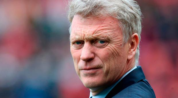 David Moyes. Photo: PA