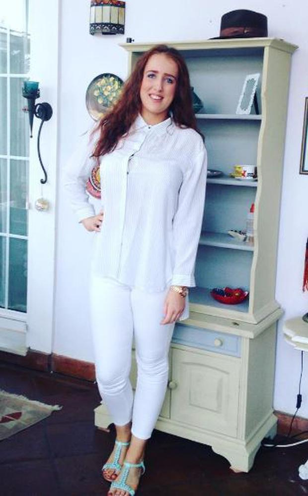 Sorcha was shocked to be diagnosed with breast cancer age 22