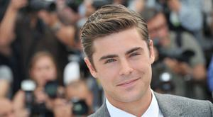 Actor Zac Efron attends the