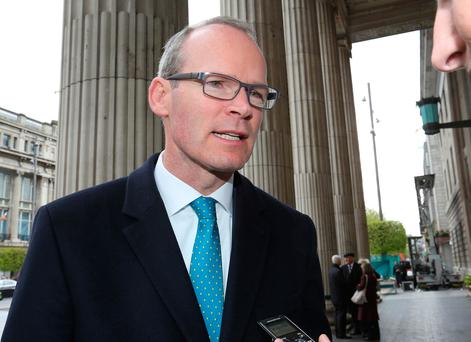 Housing Minister Simon Coveney. Photo: Frank McGrath