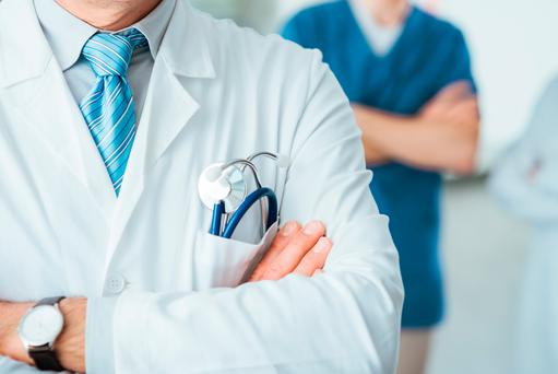 Performing online searches for health information - colloquially known as consulting 'Dr Google' - leads to a better mutual understanding of symptoms and diagnosis between a patient and their GP, new research found. (Stock photo)