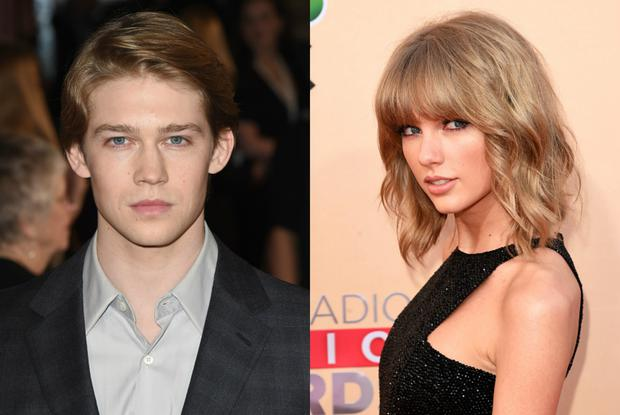 Joe Alwyn is reportedly Taylor Swift's new boyfriend. Images: Getty