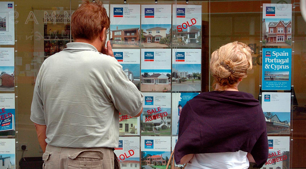 THE average price of a house is set to jump by 10pc this year, and rise by another 8pc next year.
